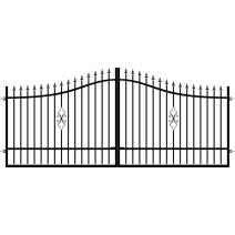 Brama dwuskrzydłowa ANIA 3,5m