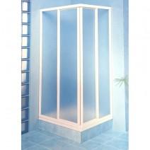 Kabina CERSANIT REXONA 90 kwadratowa szkło malowane